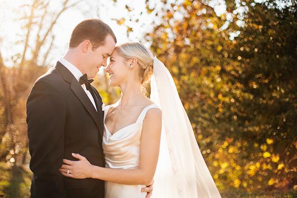 Sleeveless Satin Wedding Gown