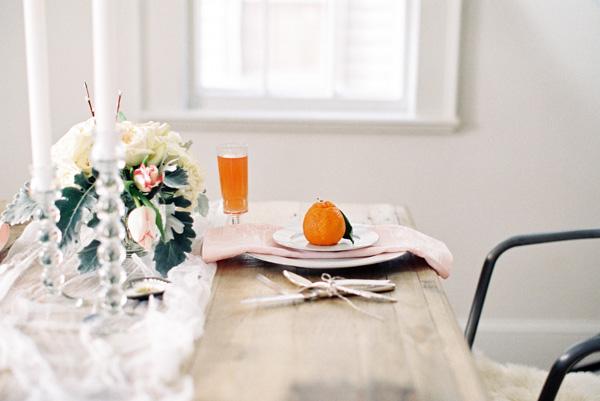 Wedding Brunch Tablescape