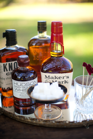 Whiskey Bar Wedding Ideas