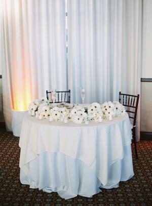 White Gerbera Daisy Bouquets
