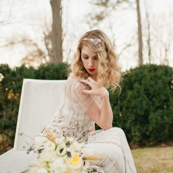 Art Deco Vintage Wedding Ideas