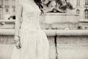 Bohemian Elegance Bridal Fashion