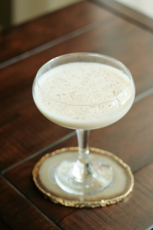 Brandy Alexander Vintage Cocktail
