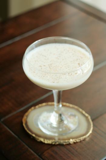 Brandy Alexander Vintage Cocktail