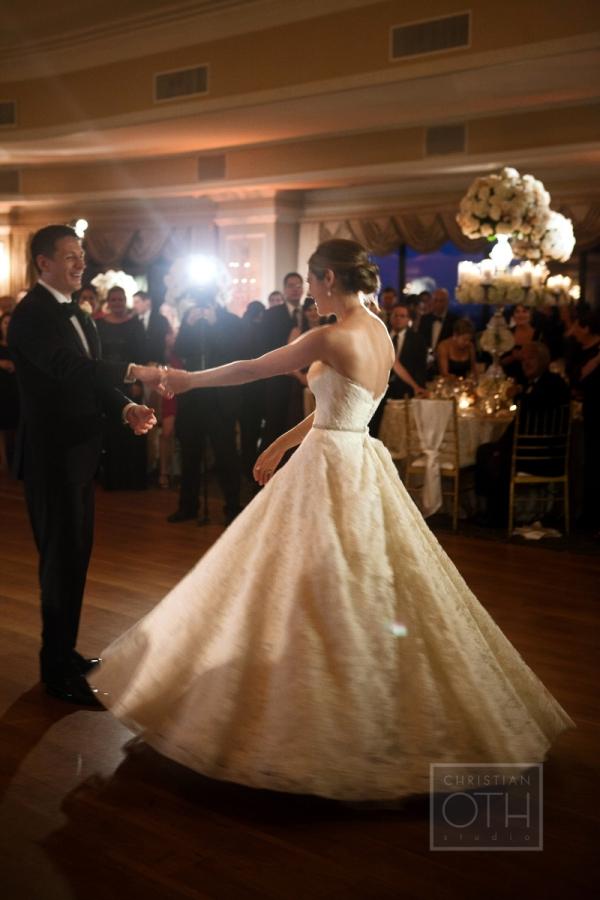 Bride And Groom First Dance Elizabeth Anne Designs The
