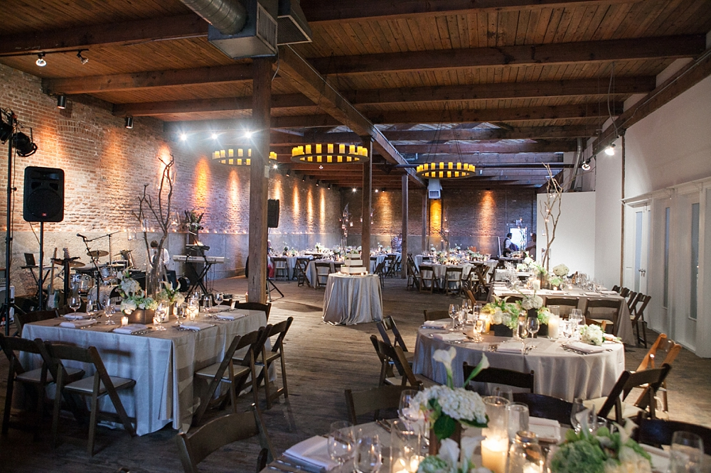 Sophisticated Chicago Gallery Wedding From Todd James
