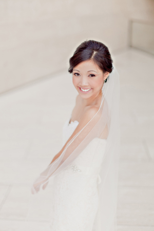Classic Bridal Portrait From Ivy Weddings