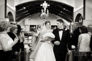 Classic Church Wedding Ceremony