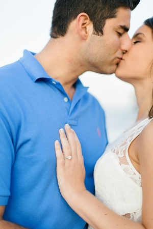 Couple Kissing From Brooke Images