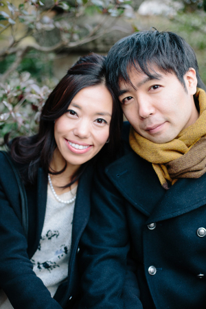 Couple Portrait Anna Wu Photography