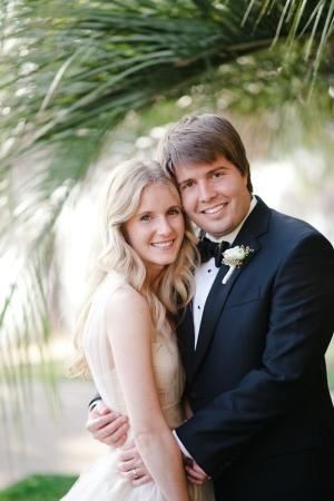 Couple Wedding Portrait The Nichols
