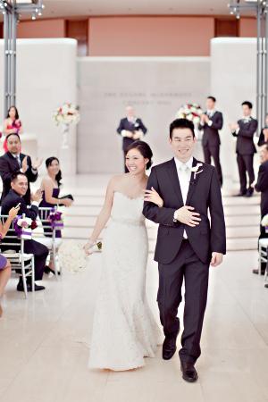 Dallas Symphony Center Wedding Venue