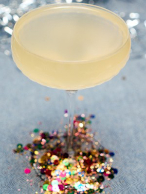French 75 Vintage Cocktail