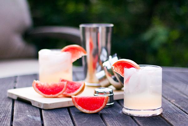 Greyhound Vintage Cocktail