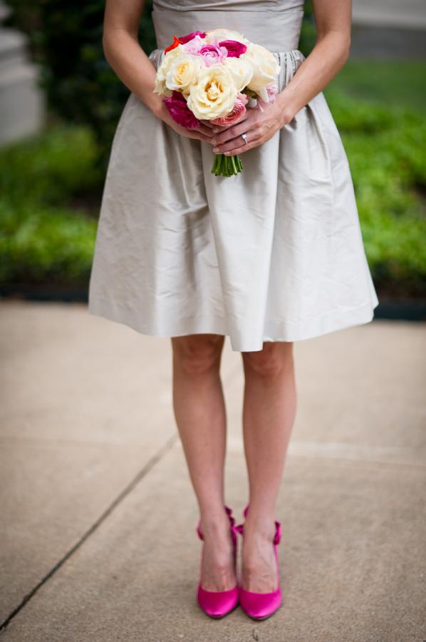 3c22380b2b8 Hot Pink Heels Bridesmaids Shoes - Elizabeth Anne Designs: The ...