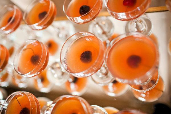 Manhattan Vintage Cocktail