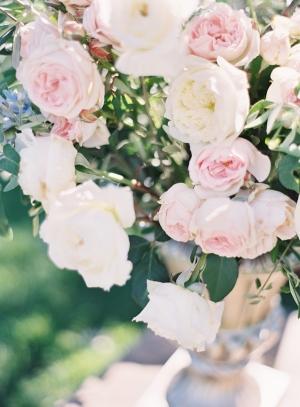 Pale Pink Floral Arrangement