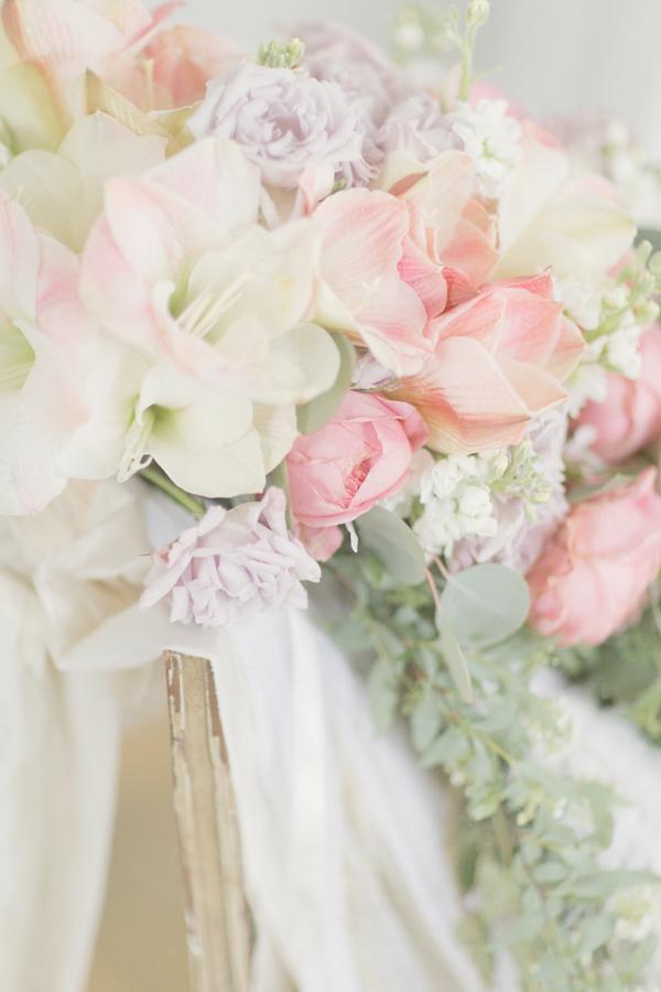 Pastel Flower Bouquet - Elizabeth Anne Designs: The Wedding Blog