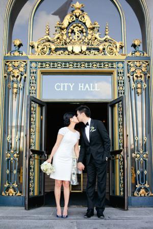 San Francisco City Hall Wedding Venue