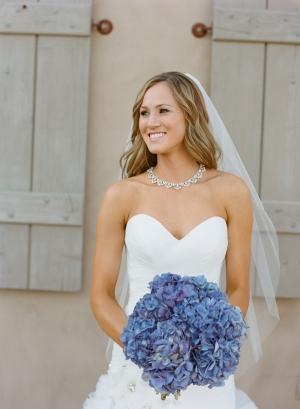 Scalloped Diamond Necklace Bridal Jewelry