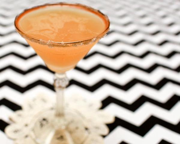 Sidecar Vintage Cocktail