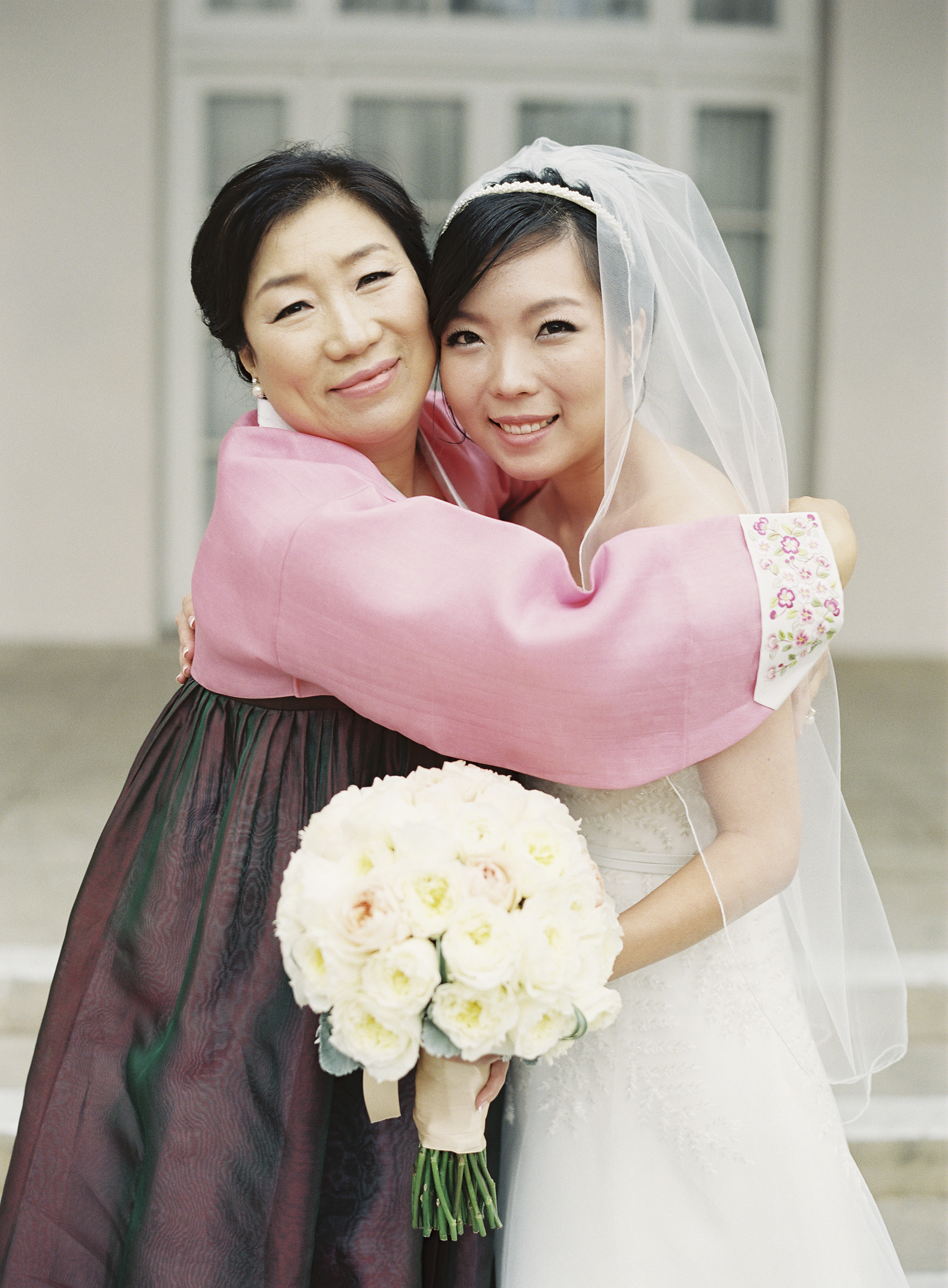 Traditional Asian Mother Of The Bride Dress Elizabeth