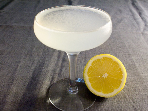 White Lady Vintage Cocktail
