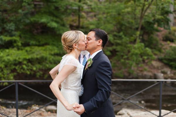 Art Deco Bridal Gown