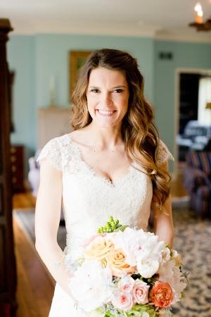 Bridal Portrait Harrison Studio