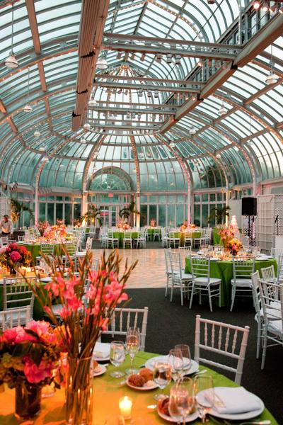 Brooklyn Botanic Garden Reception Venue Ideas Elizabeth Anne