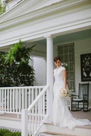 Classic Ivory Bridal Bouquet