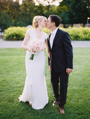 Couple Kissing Portrait From Mastin Studio