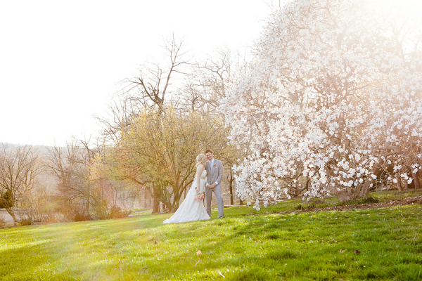 Couple Portrait on Hilltop From Ashley Bartoletti Photography