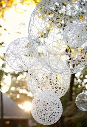 DIY String Spheres