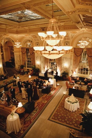 Hermitage Hotel Nashville Reception Venue