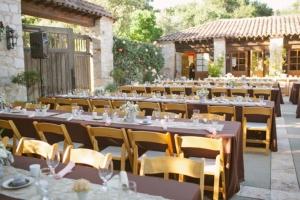 Holman Ranch Carmel California Outdoor Reception Venue