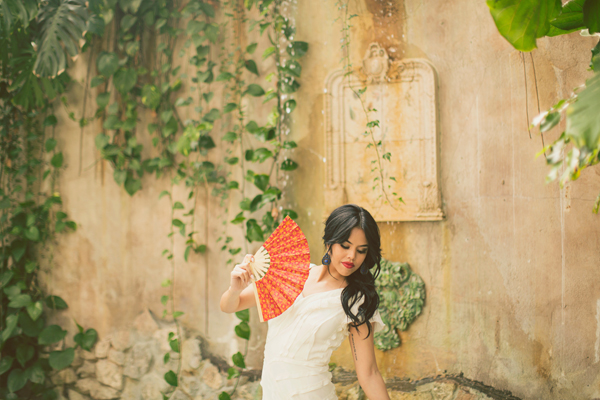 Italian Style Bridal Fashion