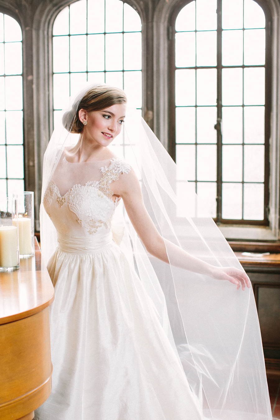 Old Hollywood Style Wedding Gown - Elizabeth Anne Designs: The ...