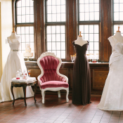 Old World Glamorous Gown Ideas
