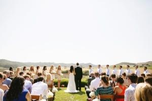 Outdoor California Wedding From Korie Lynn Photography