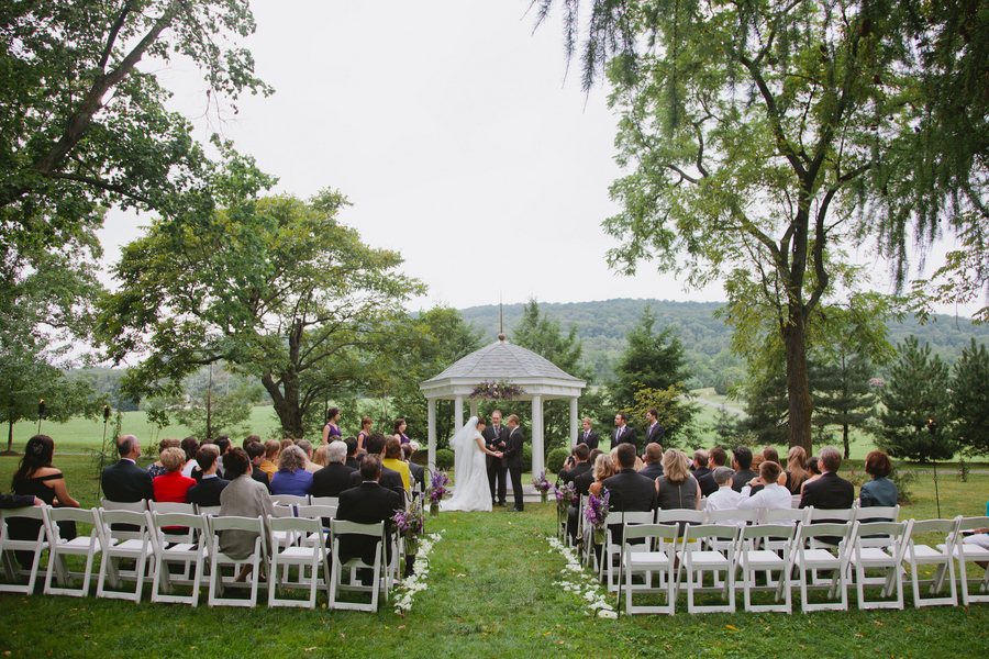 Outdoor Virginia Ceremony Venue From Marvelous Things Photography