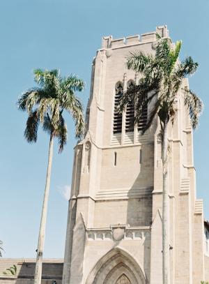 Palm Beach Church Ceremony Venue