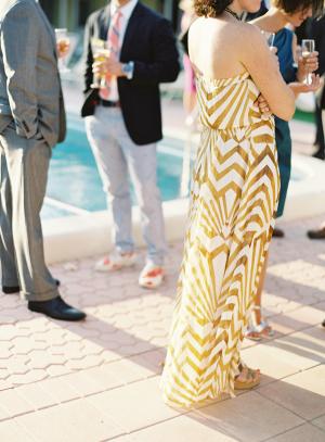 Palm Beach Wedding by Jessica Lorren