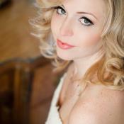 Peachy Bridal Makeup Ideas
