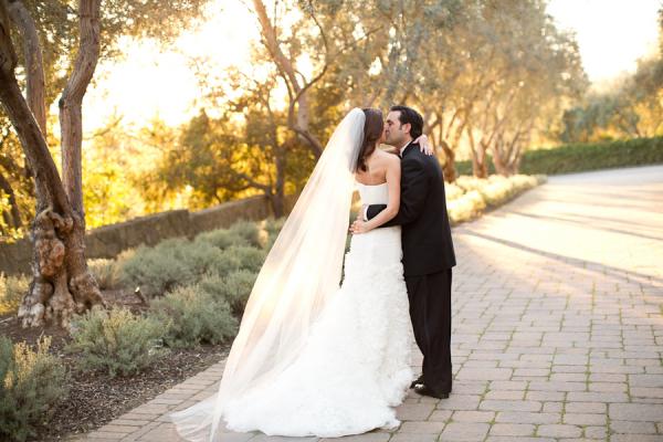 San Ysidro Ranch Wedding Jessica Lewis