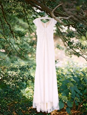 Sheath Wedding Gown