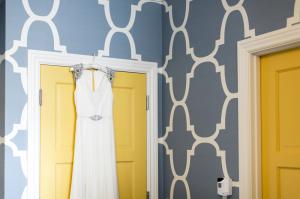 Art Deco Jenny Packham Gown