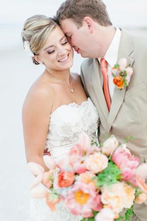 Beach Wedding Brooke Images