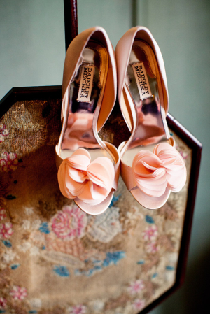 Blush Couture Bridal Shoes