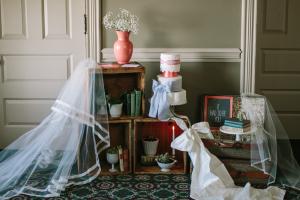 Bridal Veils and Bows